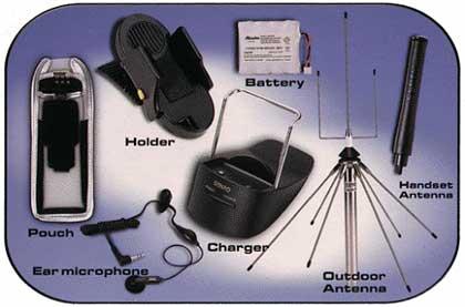 Дополнительное оборудование для радиотелефона SENAO SN-258C2